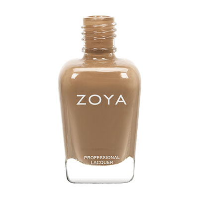 Zoya Nail Polish - Flynn - ZP693 - Nude, Brown, Cream, Neutral, Warm